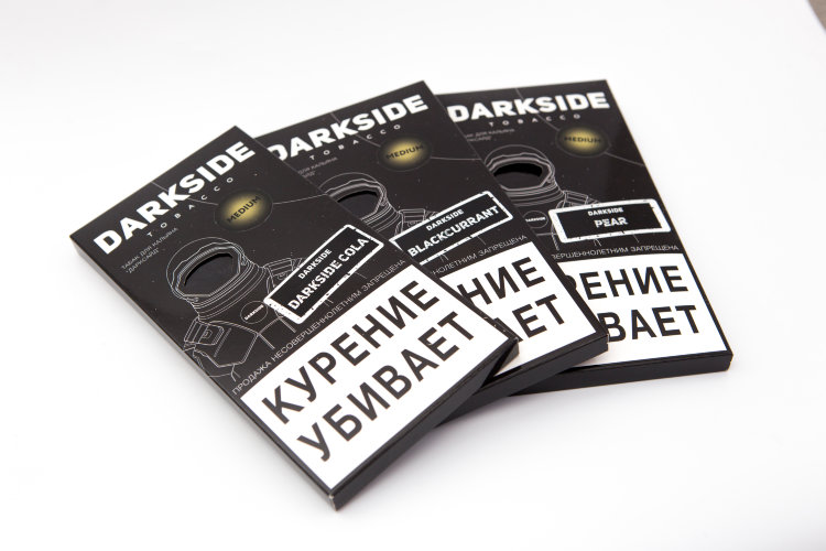 Табак Darkside Дарксайд Medium 250 гр - Kalee Grapefruit (Грейпфрут)