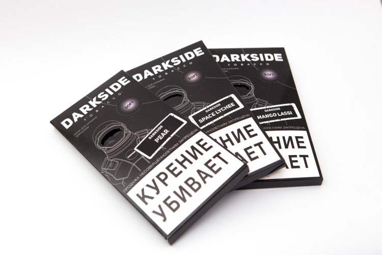 Табак DarkSide Soft 250 гр Bounty Hunter