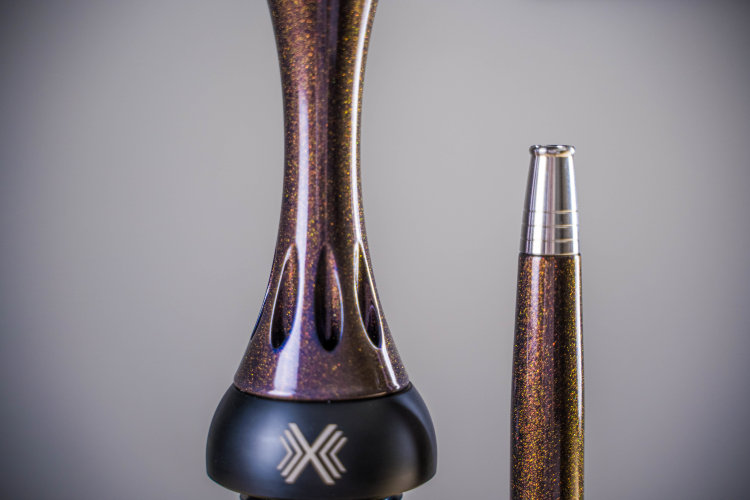 Кальян Alpha Hookah Model X Space X