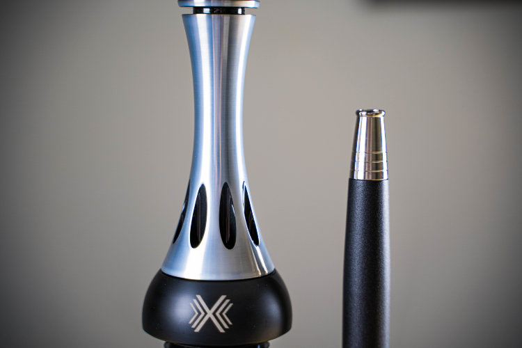 Кальян Alpha Hookah Model X Onyx