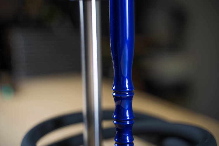 Кальян Alpha Hookah Model X Dark Blue